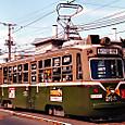 *札幌市交通局 (札幌市電) 250形(オリジナル) 253号機   1989年撮影?