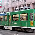 札幌市交通局 (札幌市電) 3300形 3304号機   ST塗装    2009年撮影
