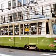 *札幌市交通局 (札幌市電) 330形 334号機   オリジナル塗装    1994年撮影