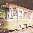 *札幌市交通局 (札幌市電) D1040形 D1041号機 (保存車)  オリジナル塗装     撮影日?