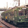 東京急行電鉄 世田谷線 デハ150形 153F① 153 1983年撮影