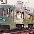 東京急行電鉄 世田谷線 デハ70形改 73F 74 92年撮影