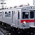 東京急行電鉄 旧7000系 7011F⑧ 7012 日比谷線直通