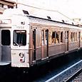 東京急行電鉄 7200系 7252F③ クハ7500形 7552 池上線用