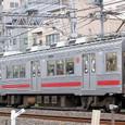 東京急行電鉄 池上線多摩川線_7600系 7603F② デハ7650形(7670番台) 7673 デハ7400改