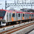 東京急行電鉄 大井町線_6000系Ⅱ 6006F⑥ クハ6600形 6606