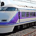 東武鉄道 100系(スペーシア) リニューアル車 102F① モハ100-6形 102-6 **「雅」塗装