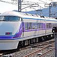 東武鉄道 100系(スペーシア) リニューアル車 102F **「雅」塗装