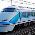 東武鉄道 100系(スペーシア) リニューアル車 108F① モハ100-6形 108-6 **「粋」塗装