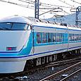 東武鉄道 100系(スペーシア) リニューアル車 108F **「粋」塗装 特急 スペーシア日光42号 品川行き