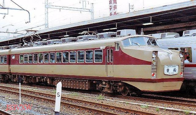 東武鉄道 1700系 DRC 1711F① モハ1700形 1711 特急 きぬ (A車)