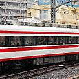 東武鉄道 200系1次車 206F⑤ モハ200-2形 206-2 特急 りょうもう