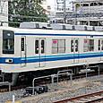 東武鉄道 8000系 4+2連  8121F① クハ8100 8121 野田線用