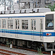 東武鉄道 8000系 4+2連 21F⑥ クハ8600 8644 野田線用