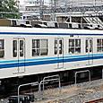 東武鉄道 8000系 4+2連  8131F③ モハ8300 8331 野田線用
