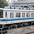 東武鉄道 8000系 6連  8157F① クハ8100 8157 野田線用
