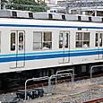 東武鉄道 8000系 6連  8157F④ サハ8700 8757 野田線用
