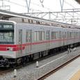東武鉄道 20000系 8連 *21813F 伊勢崎線(日比谷線乗入車)