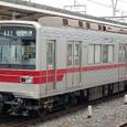 東武鉄道 20000系 8連 21813F① クハ21800形 21813 伊勢崎線(日比谷線乗入車)