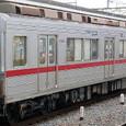 東武鉄道 20000系 8連 21813F⑤ モハ25800形 25813 伊勢崎線(日比谷線乗入車)