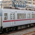 東武鉄道 20050系 8連 21852F③ モハ23850形 23852 伊勢崎線(日比谷線乗入車)