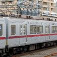 東武鉄道 20050系 8連 21852F④ モハ24850形 24852 伊勢崎線(日比谷線乗入車)