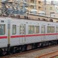 東武鉄道 20050系 8連 21852F⑥ モハ26850形 26852 伊勢崎線(日比谷線乗入車)