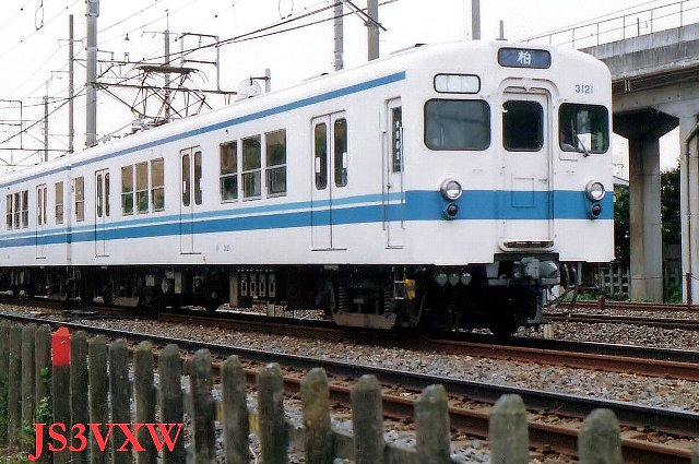 P1 東武鉄道 3000系(旧32系) ...