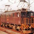 東武鉄道_電気機関車 ED5060形 ED5061