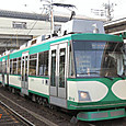 東京急行電鉄 世田谷線 デハ300形 301F 301A 玉電塗装