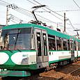 東京急行電鉄 世田谷線 デハ300形 301F 301B 玉電塗装