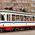 土佐電気鉄道 軌道線 800形 801 1992年12月撮影
