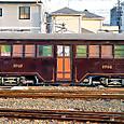 豊橋鉄道(東田本線) モ3700形 3702 レトロ塗装