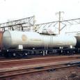 液化酸化エチレン専用車 S44-H8 30t積 タキ14700形 タキ14708