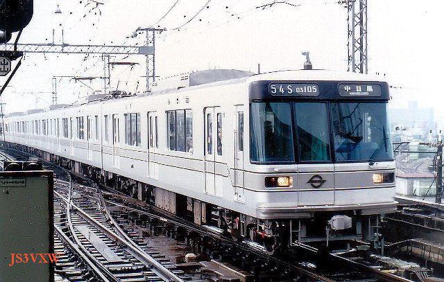 S1 帝都高速度交通営団 日比谷線 *03系(営団地下鉄時代)