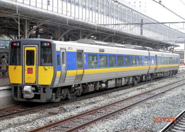 JR西日本 キハ187系0番台 スーパーまつかぜ スーパーおき 500番台 スーパーいなば